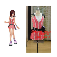 2016 Anime Kingdom Hearts 2 KAIRI Cosplay Costume Customized