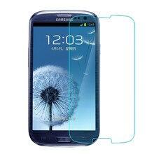 9H Tempered Glass For Samsung Galaxy J5 J7 J1 mini J3 A3 A5 2016 S3 S5 mini S6 S4 Note 3 4 5 Grand Prime Screen Protector Film