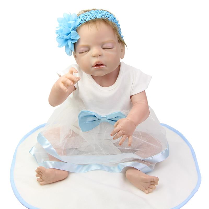 Aliexpress Com Buy Collectible Sleeping Reborn Baby Doll