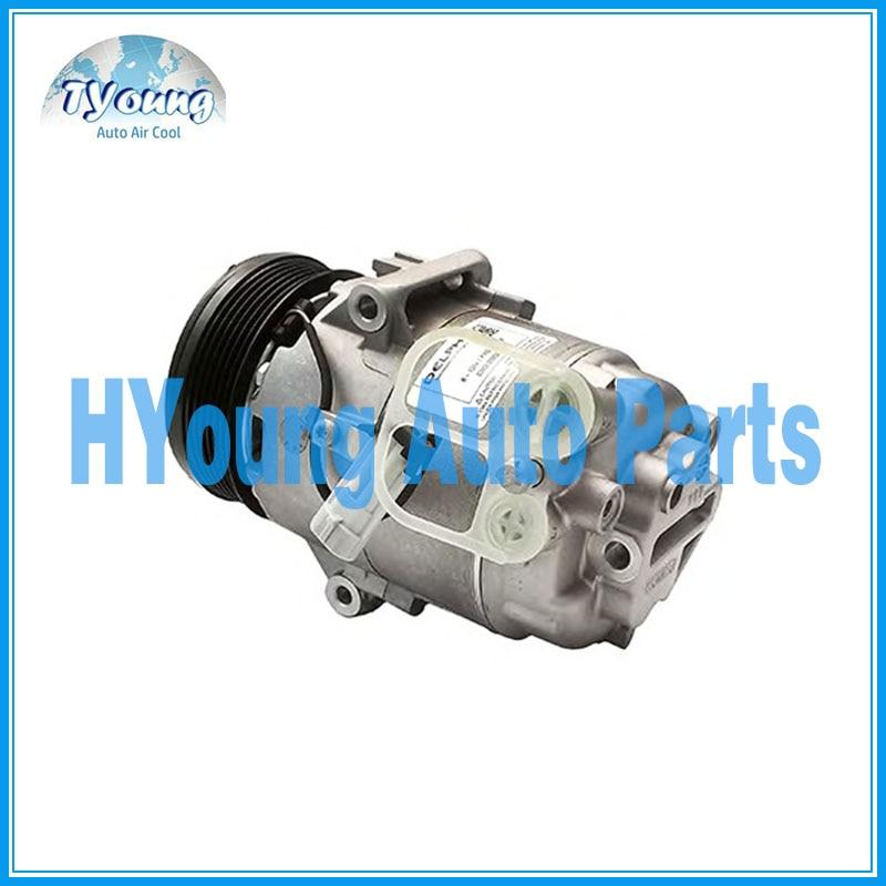 Compresseur de climatisation de voiture pour Opel Astra H 6854066 13124754 13318698 1140916 8698 DPSSCompresseur de climatisation de voiture pour Opel Astra H 6854066 13124754 13318698 1140916 8698 DPSS