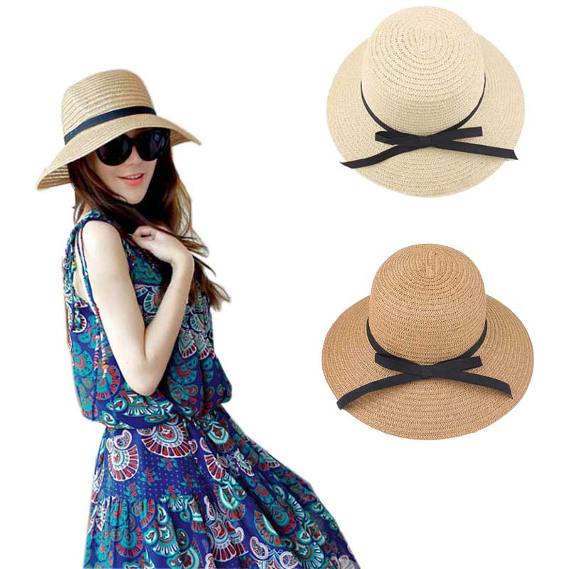 Sleeper #501 2019 NEW FASHION Women Summer Sun Hat Beach Hat For Lady Girls Gifts Casual Simple Summersunhat Hot Free Shipping