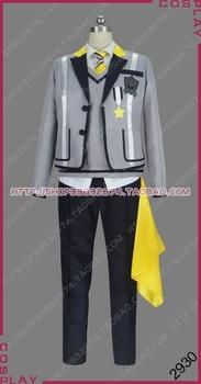 Uta no Prince-sama STARISH Shining Live Shining Romance Shinomiya Natsuki Cosplay Costume S002