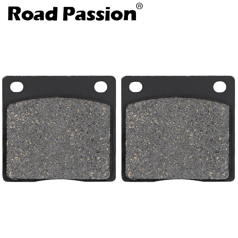 Road Passion Motorcycle Rear Brake Pads For SUZUKI GS850 GN/GT/GX/GZ/GE/GG  GS1000 HC/EC/EN/SN ET/GT/GX GSX1000 SZ Katana 82