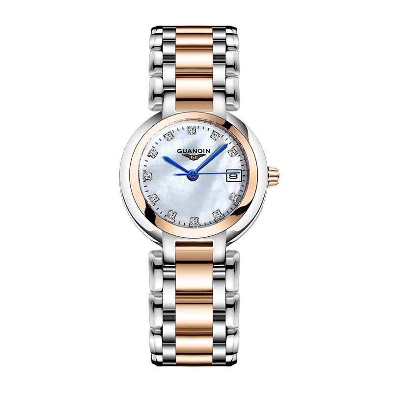 Wrist-Watch Clock Waterproof Woman Small Trend GS19140 Dial Atmosphere Ma'am Concise