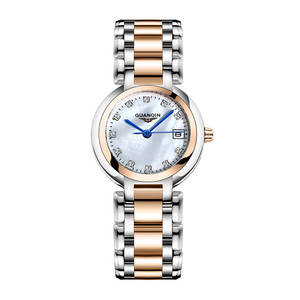 Wrist-Watch Woman Small Dial Clock Waterproof GS19140 Atmosphere Trend Ma'am Concise