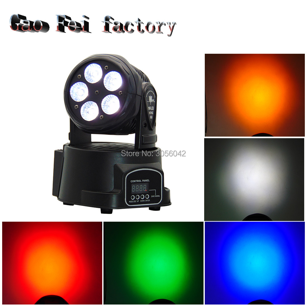 wash RGBWA+UV 6in1 LED Moving Head Light,DMX 512 10/15CH Stage Party DJ PAR Lighting, for Indoor Club, Party Show 6pcs lot white color 132w sharpy osram 2r beam moving head dj lighting dmx 512 stage light for party