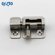 2 Inch 304 Stainless Steel Door Security Surface Bolts For door and Window Barrel Bolt