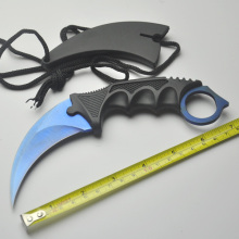 Hand Tools Kerambit Knife Hunting Knives Claw Baynet Knife Tactical Survival Rescue Knives Camping Hunting