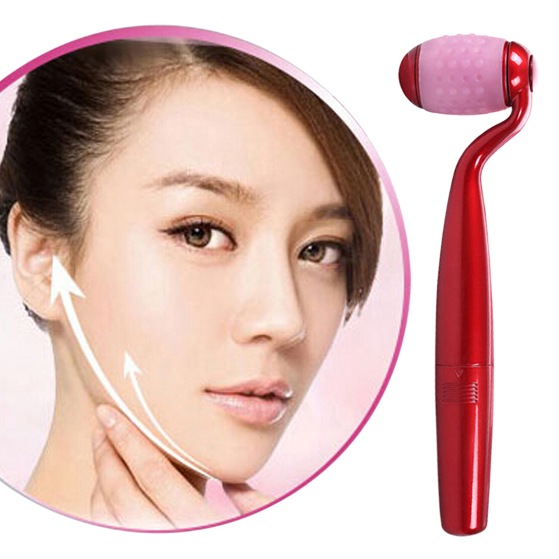New Arrival Fashion Red Electric Face Lift Tool Roller Massager Electronic Facial Slimming Massage Facial Beauty T new arrival fashion red electric face lift tool roller massager electronic facial slimming massage facial beauty
