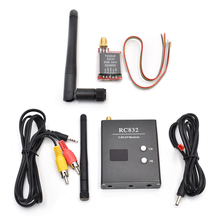 TS5828 32CH + RC832 40CH 5.8GHz 600mW Wireless A/V Transmitting (TX) For RC DJI gopro FPV Racing Quadcopter Drones +