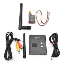 TS5828 32CH + RC832 40CH 5.8 GHz 600 mW Sans Fil A/V Transmettant (TX) pour RC DJI gopro FPV Racing Quadcopter Drones +