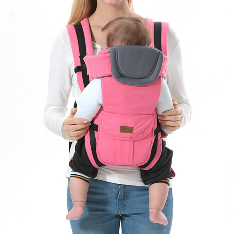 New Baby Carrier Infant Comfortable Sling Backpack Pouch Wrap Baby's Accessories