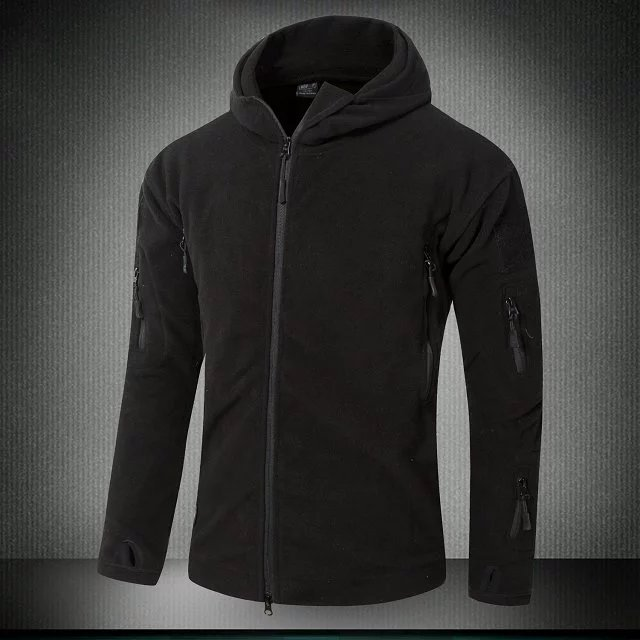 Autumn TAD Military Tactical casual Softshell Fleece Jacket Men US Army Polartec Sportswear Clothes Thermal  Hoodie Jacket