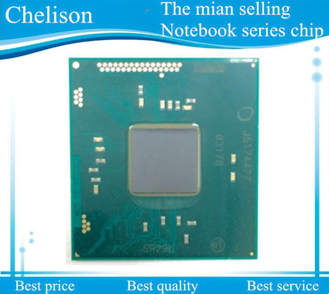 New CPU N3050 SR29H CPU Mobile Processor PCH Laptop IC with balls