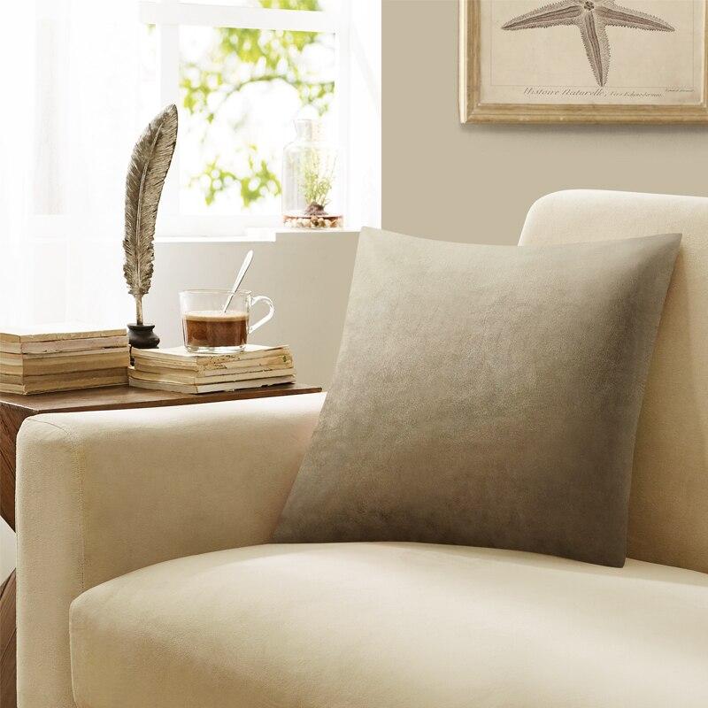 luxury bright silver velvet gray pillows pillowcases. Black Bedroom Furniture Sets. Home Design Ideas