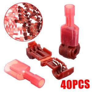 40Pcs Quick Splice Wire Connec