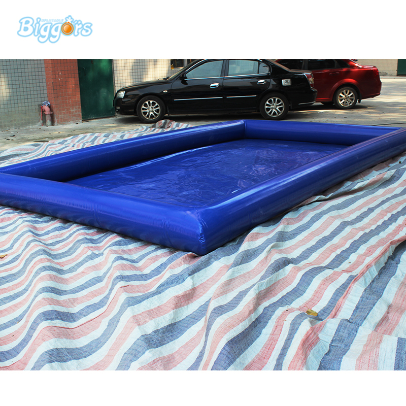 PVC Commercial Swimming Pool Inflatable Summer Pool For Water Game