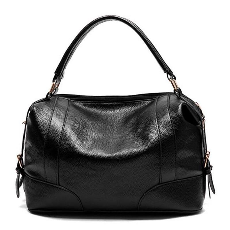 Brand Fashion Women Bag Female Shoulder Soft Leather Handbag Vintage Messenger Motorcycle Crossbody Bags Ll555
