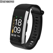 Wristband Multiple sports Heart Rate Monitor Call Reminder Smart bracelet