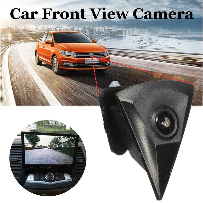 Voiture Vue de Face Caméra pour VW/Volkswagen/GOLF/Jetta/Touareg/Passat/Polo/Tiguan étanche 170 Large Degré Logo Intégré Pour VW