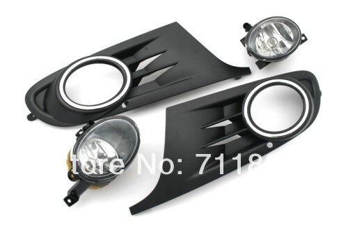 Front Fog Light Kit For VW Golf MK6 система освещения gzautopart vw golf 6 mk6 vw mk6