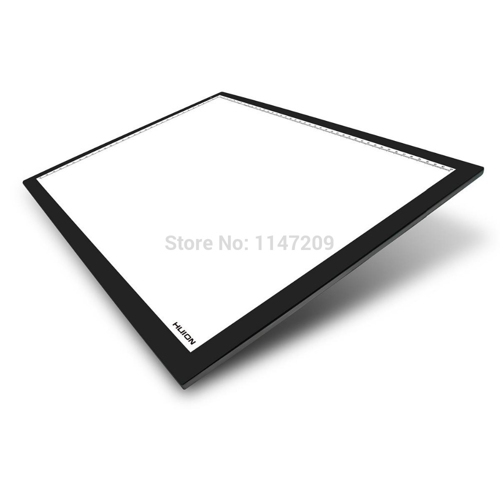 Huion A4 17.7 Inch LED Artcraft Tracing Light Pad Light Box Light Table  Copy Board Graphic Painting Drawing Tablet In Tire Repair Tools From  Automobiles ...
