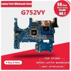 G752VY MB._0M/I7-6820HK/AS V8G 90NB09V1-R00031 motherboard For Asus ROG G752 G752V Laptop motherboard Mainboard