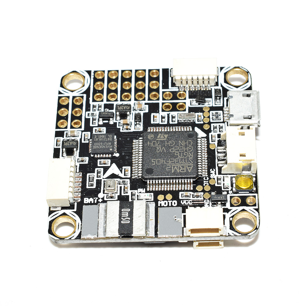 35 X 35mm OMNIBUS F4 Pro V2 Flight Controller With Integrated OSD 5V 3A BEC Current Sensor Flight Controller Remote Control Toys x force omnibus volume 1