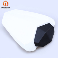 POSSBAY Motorcycle Rear Seat Cowls Covers Scooter Unpainted Fairing Cafe Racer for Yamaha YZF R1 2009 2014 Seats Cover Pad