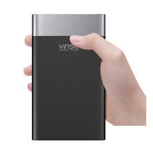 Vinsic 20000mAh Power Bank Quick Charge 3.0 QC3.0 Dual USB Type-C External Battery Charger for Samsung iPhone X 8 8 Plus Xiaomi