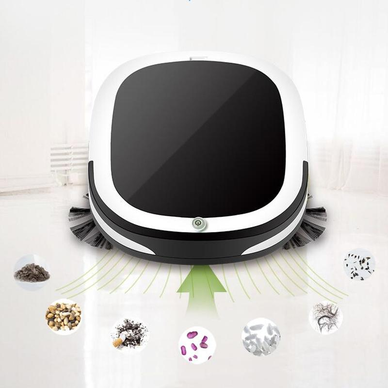 Robot Vacuum Cleaner, Updated Wet Wash, Floor Cleaning, New Roommate, Longer Working Hours, Dry + Wet Cleaning