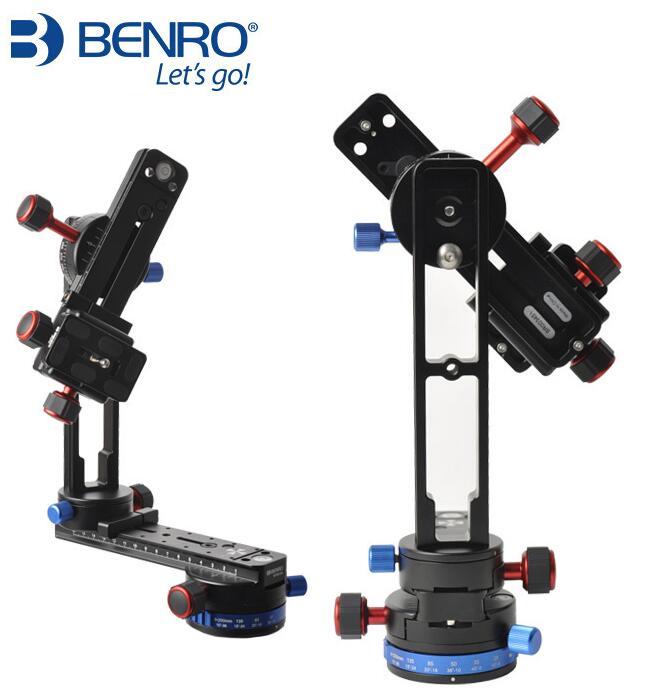 Benro MPC30 Three Dimentional Shooting Aluminum Panoramic Head штатив benro t 800ex
