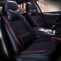 Good quality! Full set car seat covers for Audi A3 2018 2012 comfortable breathable seat covers for A3 2015,Free shipping