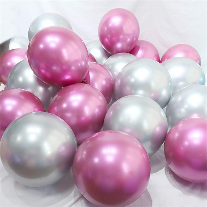 Metallic Balloons