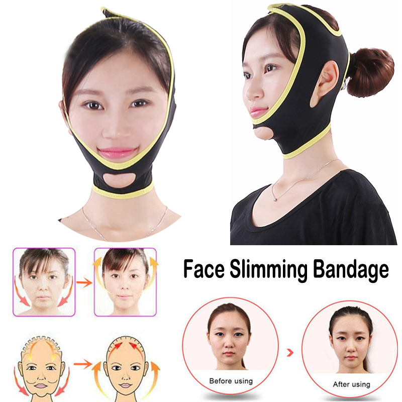 2019 Latest Design Health Care Thin Face Mask Slimming Facial Thin Masseter Double Chin Skin Care Thin Face Bandage Belt Back To Search Resultsbeauty & Health Massage & Relaxation