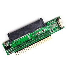 7 + 15 Pin Zubehör 44Pin Motherboard Festplatte SATA Zu IDE Männlichen Konverter Computer Für Laptop Adapter SSD HDD anschluss