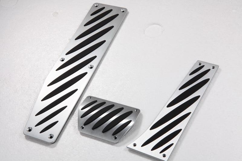 P Style automatique prises Accelerator pédale 3 pcs Fit Pour BMW 3-Série E46 E90 E92 E93