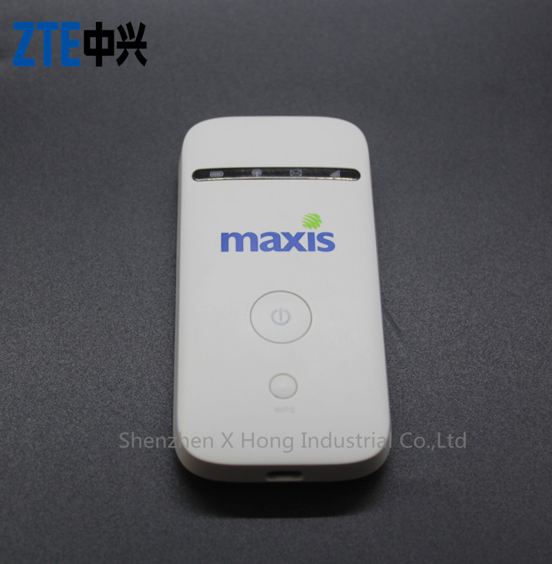 Unlocked ZTE MF65 POCKET WIFI 3G Mobile Hotspot HSPA+ DL 21.6Mbps wireless router PK MF60 MF61 MF62
