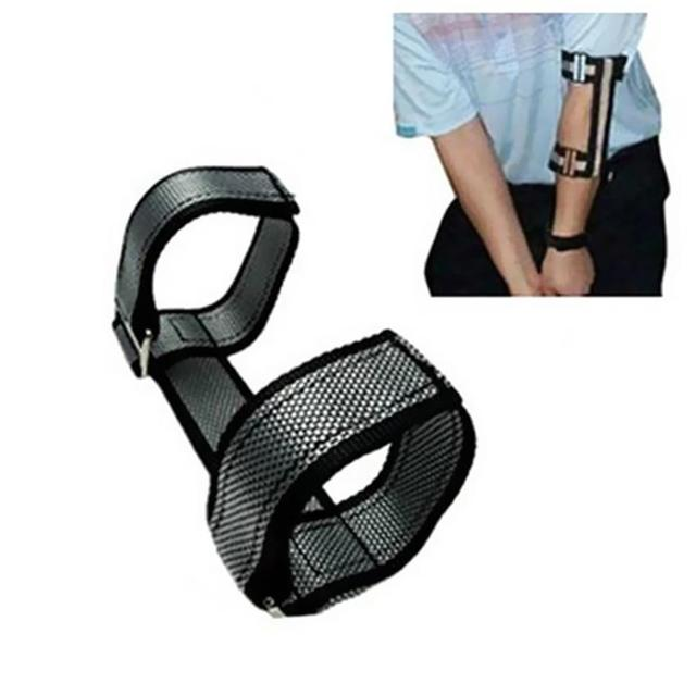 Golf Training Aids Swing Hand Straight Practice Elbow Brace Posture Corrector Support for Beginners Trainer Golf Accessories