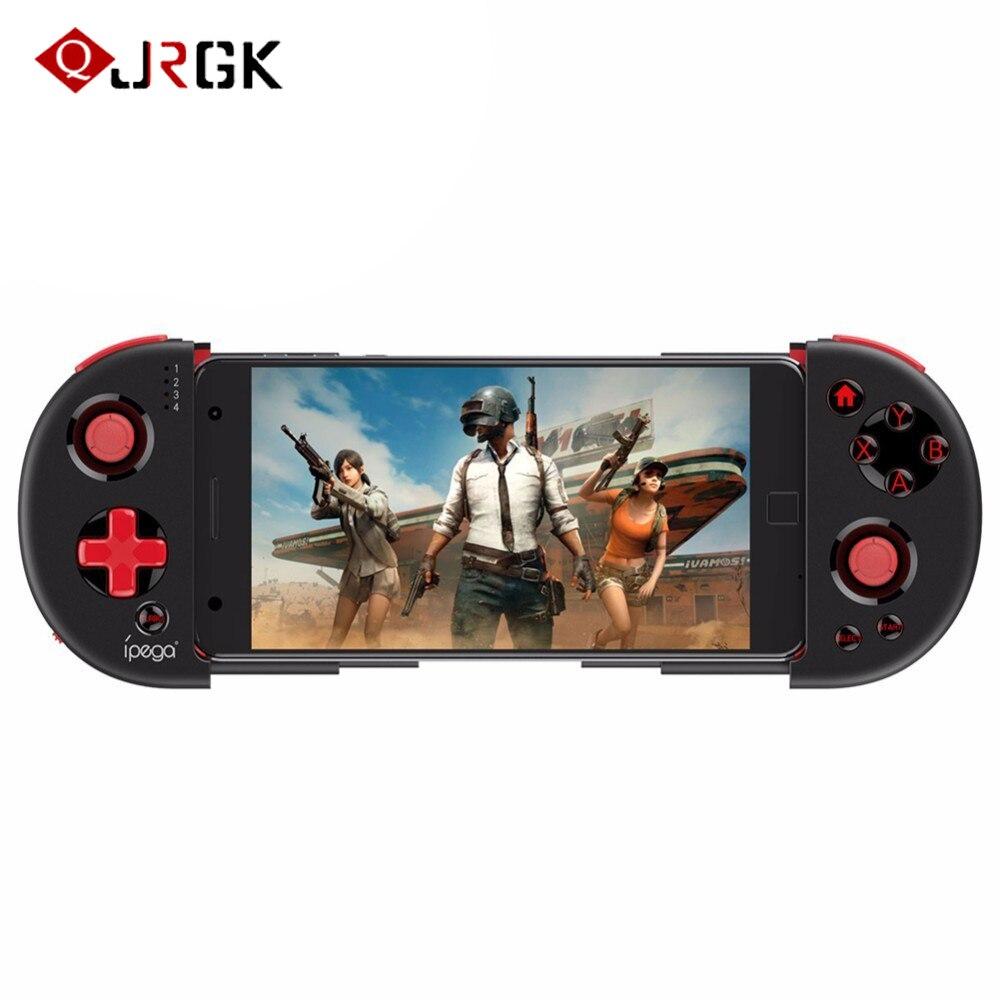 Manette de jeu Ipega Bluetooth pour téléphone Android manette de jeu manette de jeu Xiomi Smartphone tablette PC pour IOS Gamer