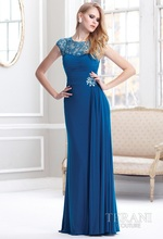 vestido de renda longo Formal party gown free shipping robe mariage 2014 new fashionable hot sexy crystal long evening Dress