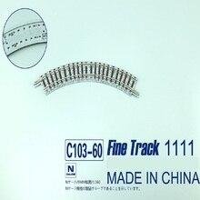 1:150/160 Train model track plastic mini scale for railroad train layout