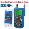 DC/AC Mobile APP Multifunktions Intelligente Digital Multimeter Bluetooth Remote Internet + instrument Auto Range Mess werkzeuge-in Multimeter aus Werkzeug bei