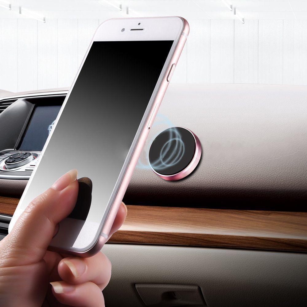 Mikrofonstativ Universal In Auto Magnetische Dashboard Zelle Handy Gps Pda Halterung Stehen Fahren Magnet Dashboard Diversifiziert In Der Verpackung Unterhaltungselektronik