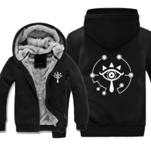 Legend of Zelda Breath Of The Wild Eye Hoodie
