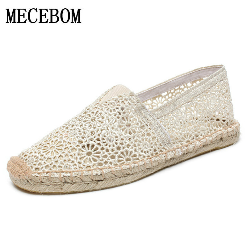 2017new Loafers shoes Women slip on Flats Lace hollow Solid spring Summer ladies round toe white shoe comfortable footwear 5708W 2017 summer new fashion sexy lace ladies flats shoes womens pointed toe shallow flats shoes black slip on casual loafers t033109
