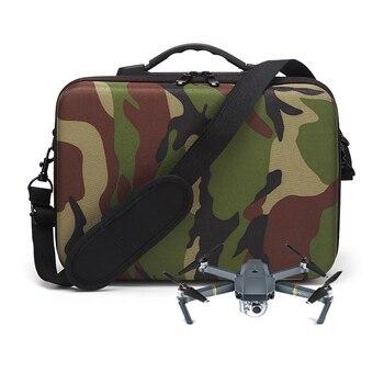 Camouflage Mavic Pro Platinum EPP liner Shoulder Bag Box Case Accessories for DJI Mavic Pro Drone Storage Bag Carry Case shoulder bag