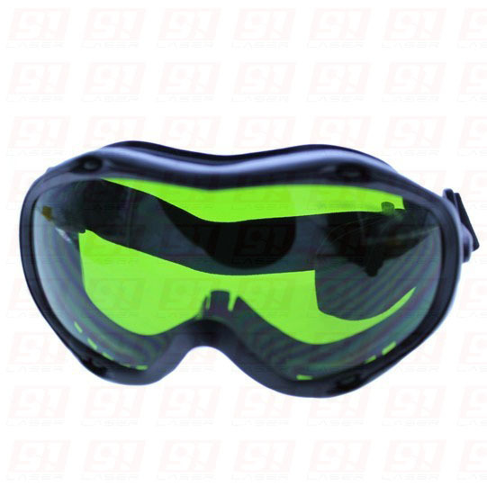 Laser Safety Glasses 190-470nm&800-1700 O.D 5+ CE Certified