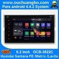 Ouchuangbo android 4.4 для Hyundai Matrix Terracan Lavita Цзя Цзи gps аудио радио сб navi цена завода OCB-3822C