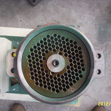3mm die  of KL120B series feed pellet machine